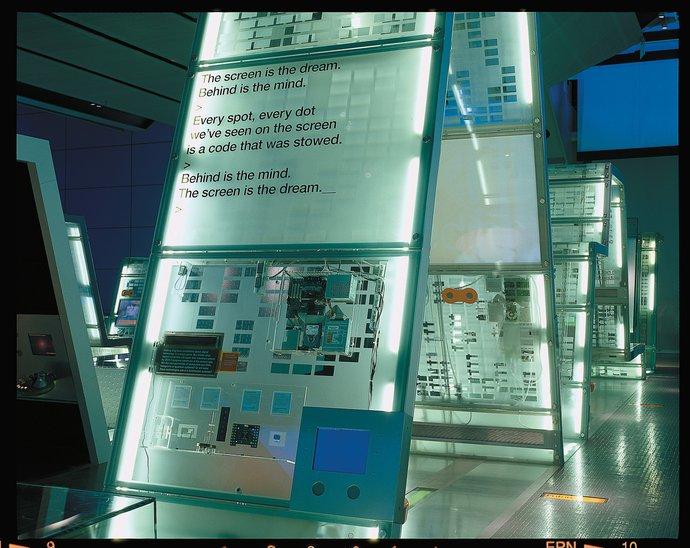 Science Museum – Digitopolis, 2000 (Exhibition), image 6