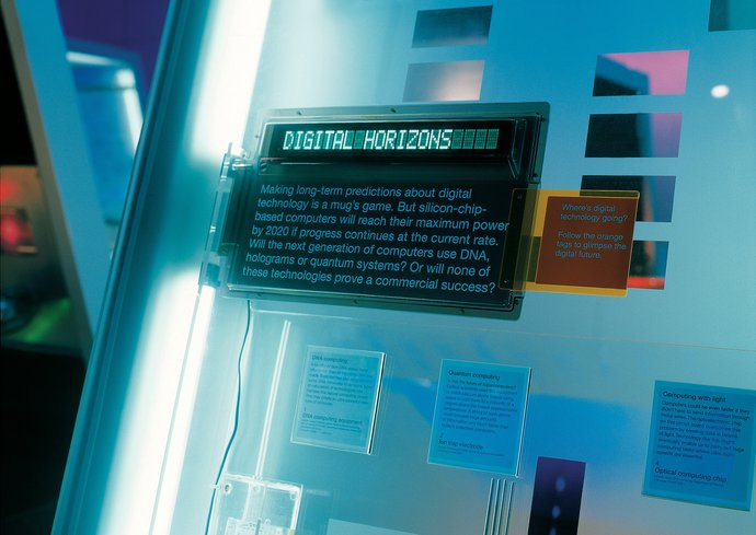 Science Museum – Digitopolis, 2000 (Exhibition), image 7