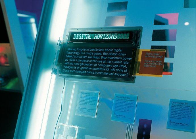 Science Museum – Digitopolis, 2000 (Exhibition), image 7