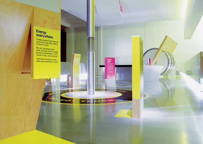 Science Museum – Energy Gallery, 2004 (Exhibition), image 2