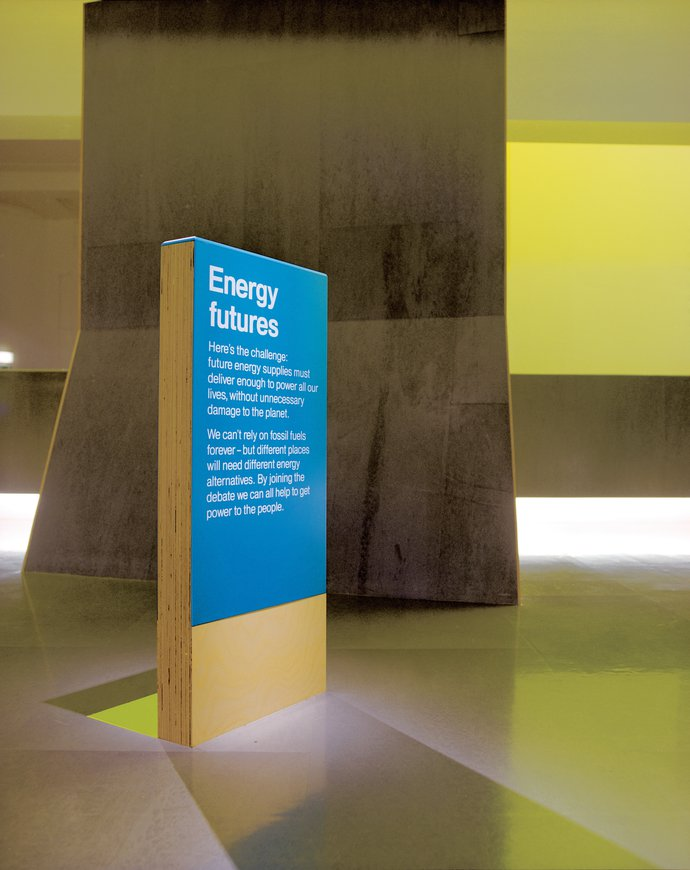 Science Museum – Energy Gallery, 2004 (Exhibition), image 3