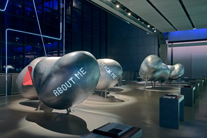 Science Museum – Who am I? (2010) (Exhibition), image 8