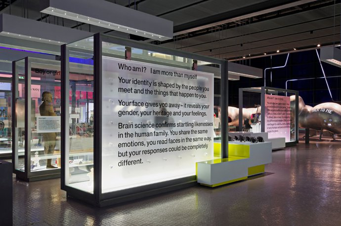Science Museum – Who am I? (2010) (Exhibition), image 4