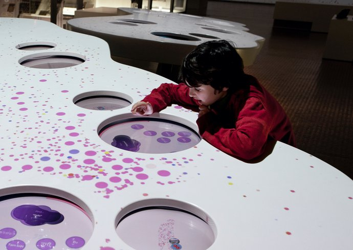 Science Museum – Who am I? (2010) (Exhibition), image 10