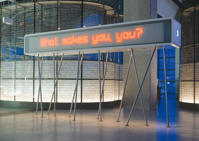 Science Museum – Who am I?, 2000 (Exhibition), image 1