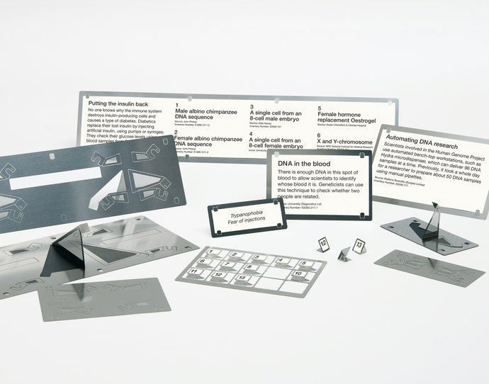 Science Museum – Who am I?, 2000 (Exhibition), image 3
