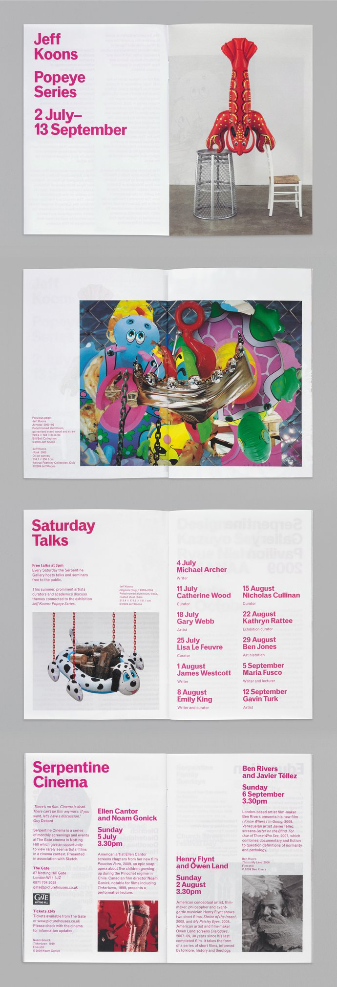 Serpentine Gallery – Identity, 2009, image 7