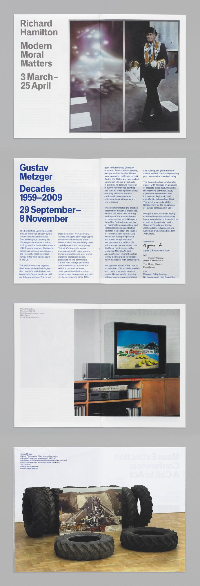 Serpentine Gallery – Identity, 2009, image 6