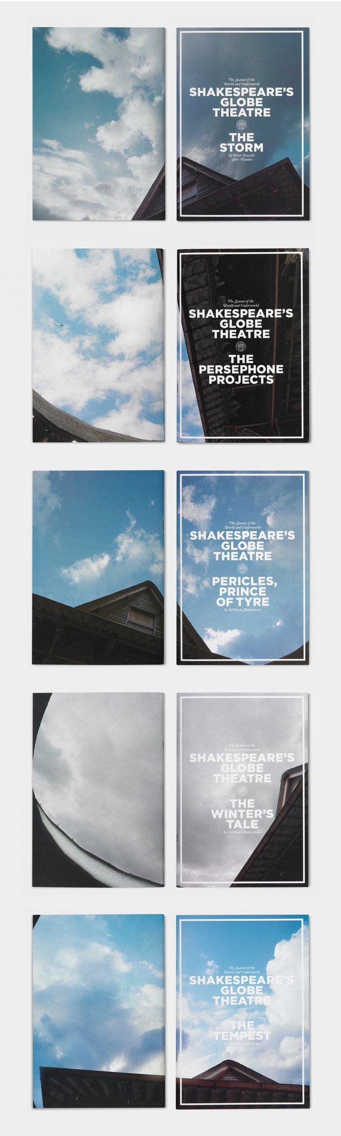 Shakespeare's Globe Theatre – 2005 season, 2004 (Campaign), image 6