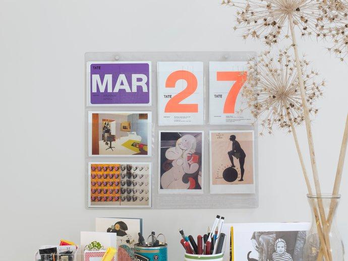 Tate – Perpetual Postcard Calendar, 2002 (Product), image 1