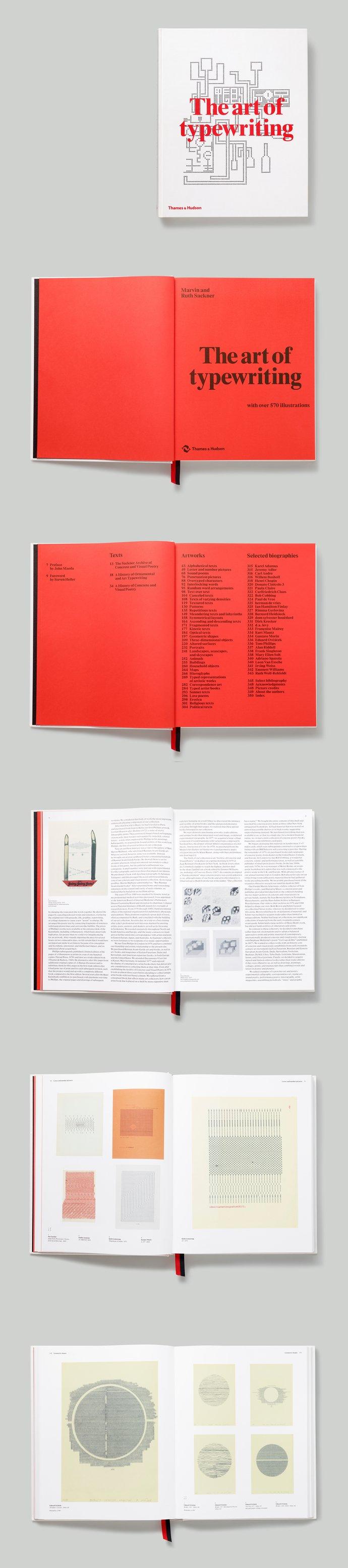 Thames & Hudson – The art of typewriting, 2015 (Publication), image 2
