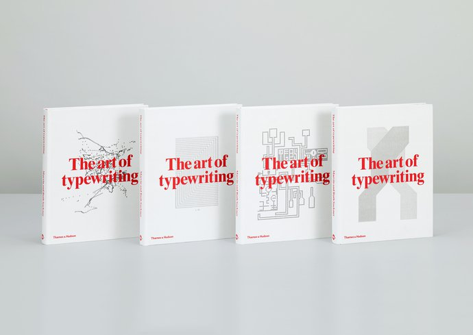 Thames & Hudson – The art of typewriting, 2015 (Publication), image 1