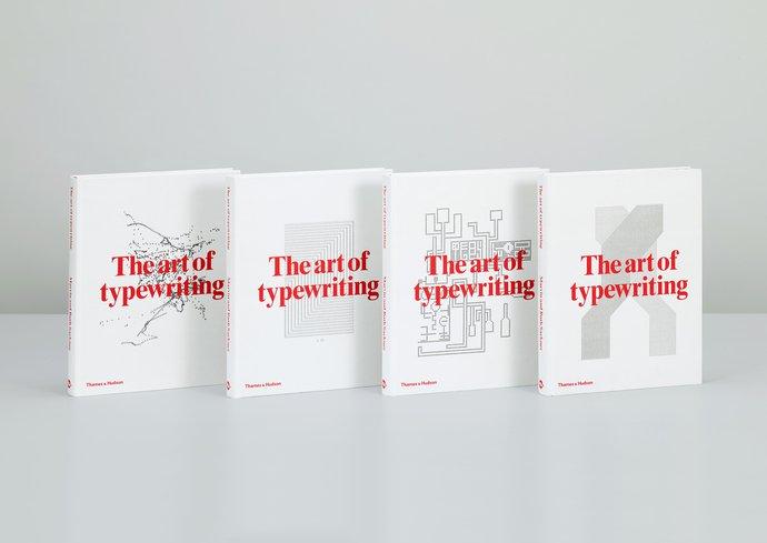 Thames & Hudson – The art of typewriting, 2015 (Publication), image 1