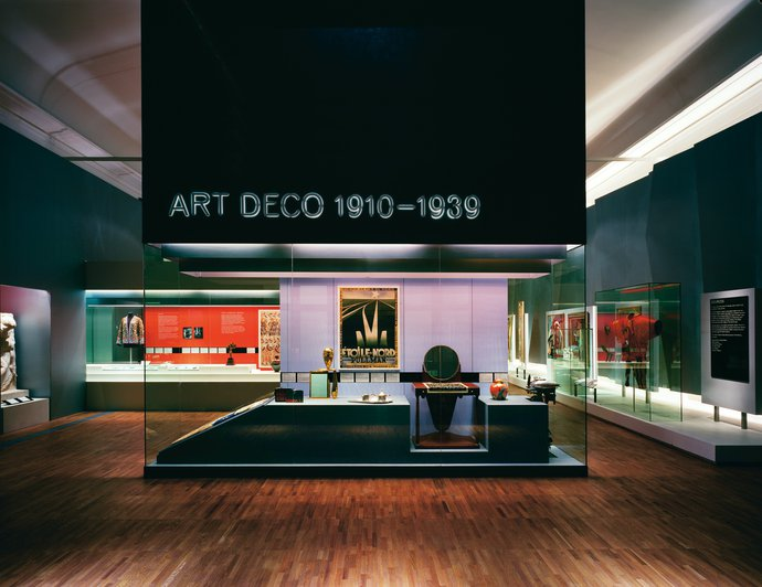 V&A – Art Deco, 2003 (Exhibition), image 1