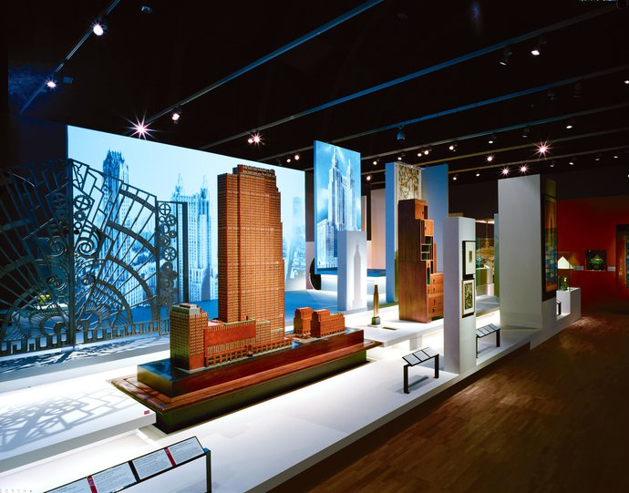 V&A – Art Deco, 2003 (Exhibition), image 2