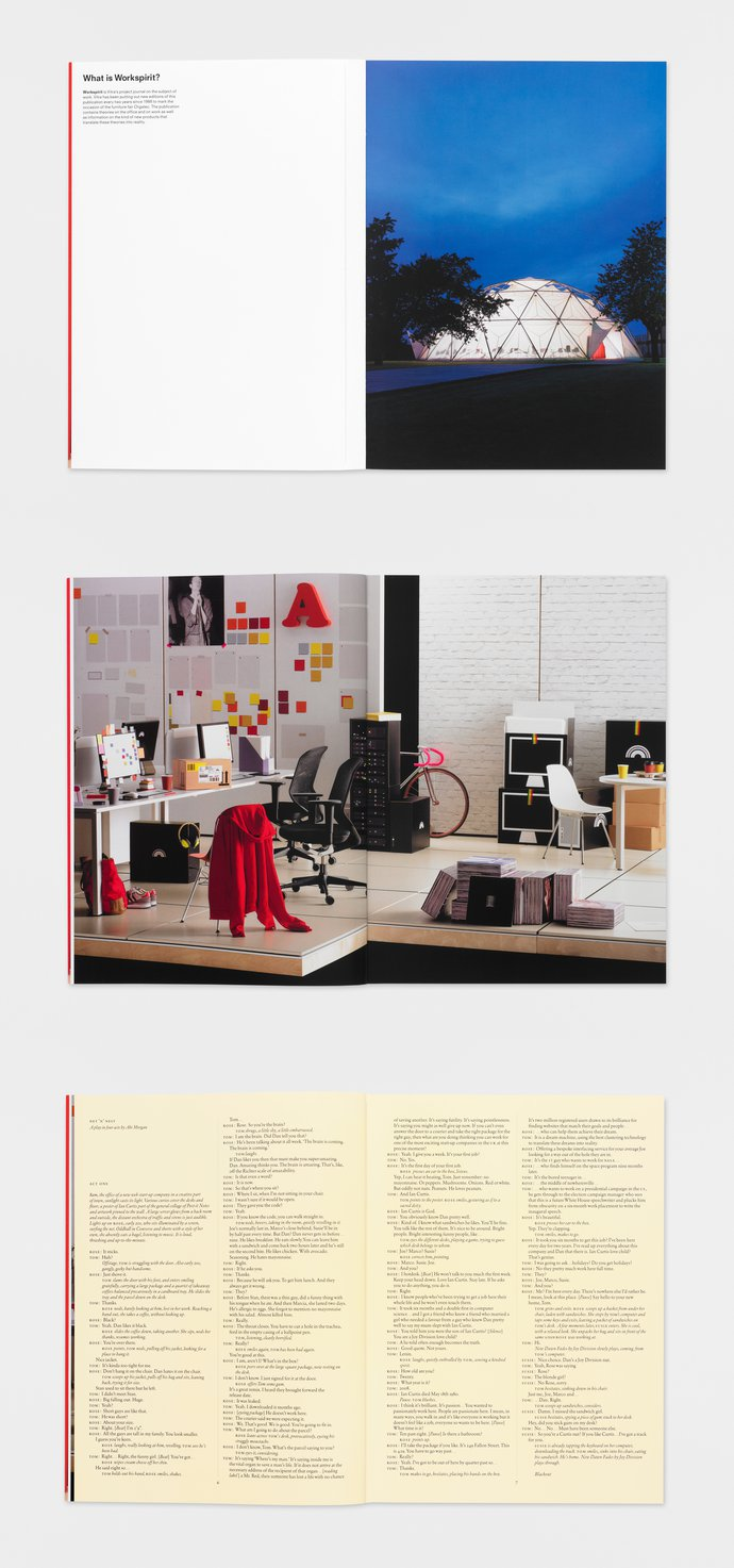 Vitra – Workspirit 11, 2008 (Publication), image 2