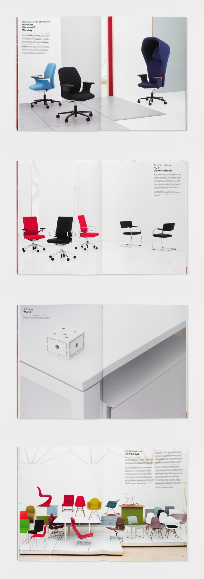 Vitra – Workspirit 11, 2008 (Publication), image 5