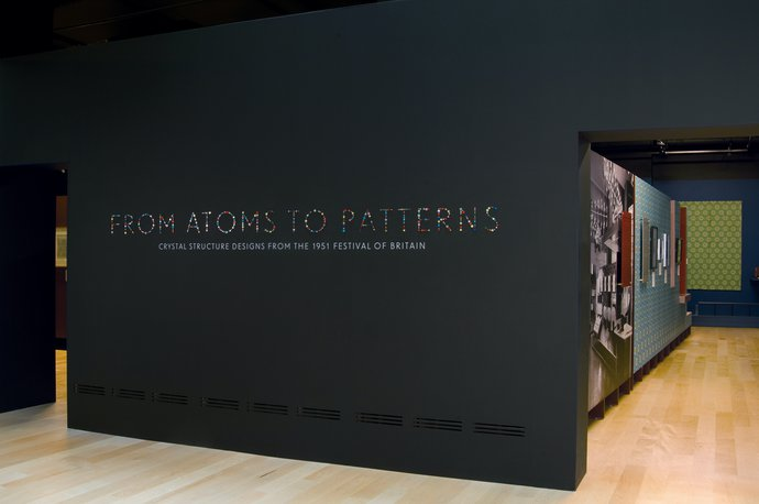 Wellcome Trust – From Atoms to Patterns, 2008 (Exhibition), image 1