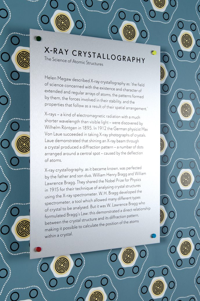 Wellcome Trust – From Atoms to Patterns, 2008 (Exhibition), image 5