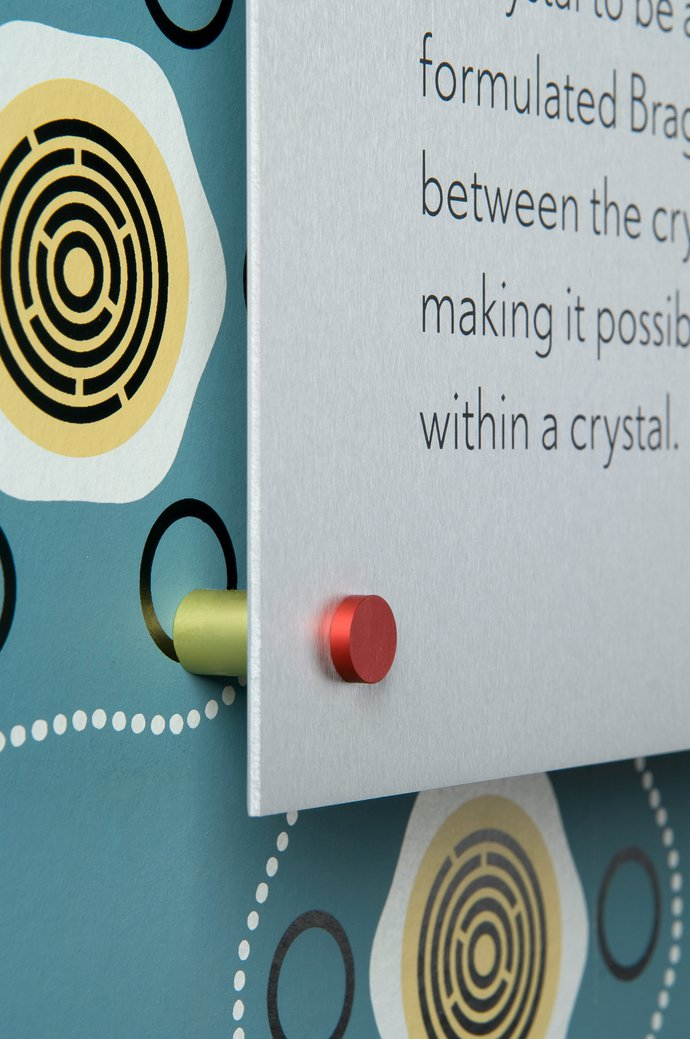 Wellcome Trust – From Atoms to Patterns, 2008 (Exhibition), image 6
