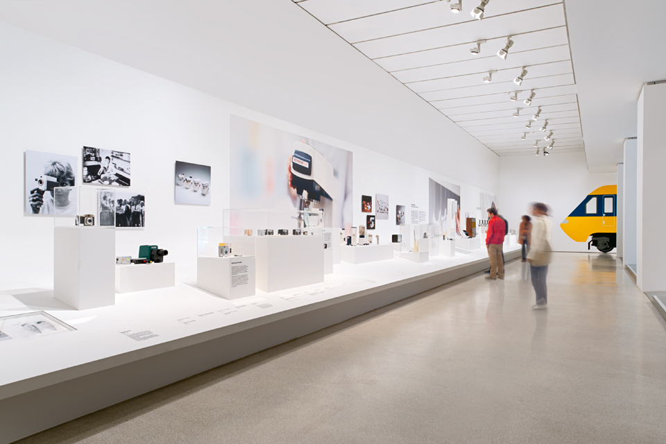 Design Museum Kenneth Grange Making Britain Modern 2011