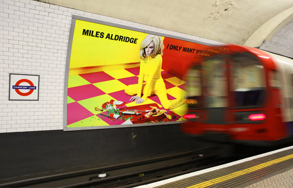 Somerset House – Miles Aldridge: I Only Want You To Love Me news image