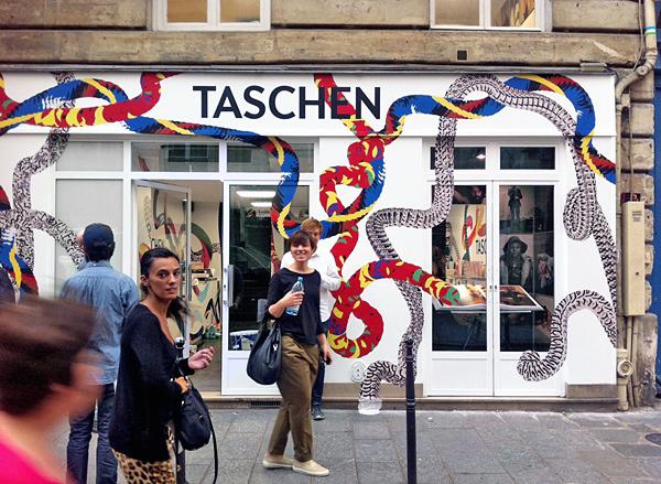 Taschen Bookworms news image